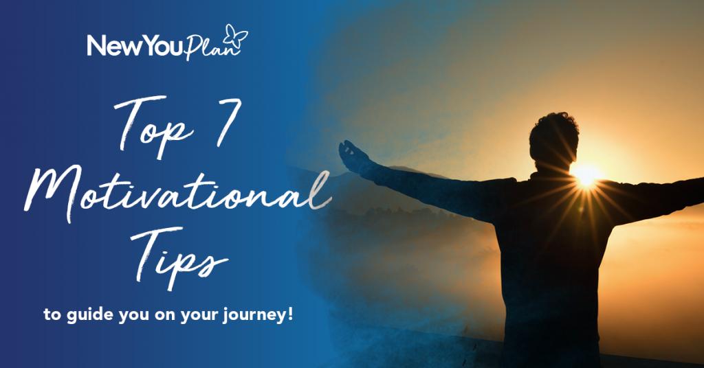 Top 7 Motivational Tips