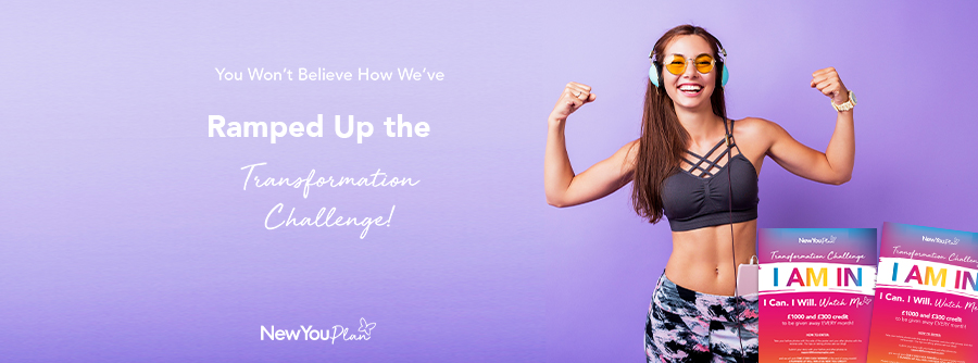 You Won't Believe How We've Ramped Up the Transformation Challenge!