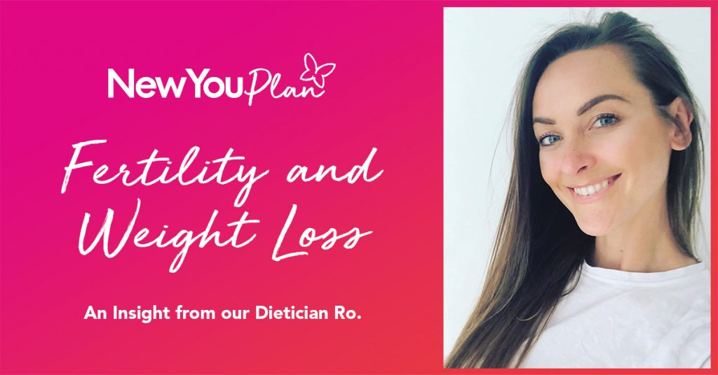 Fertility And Weight Loss