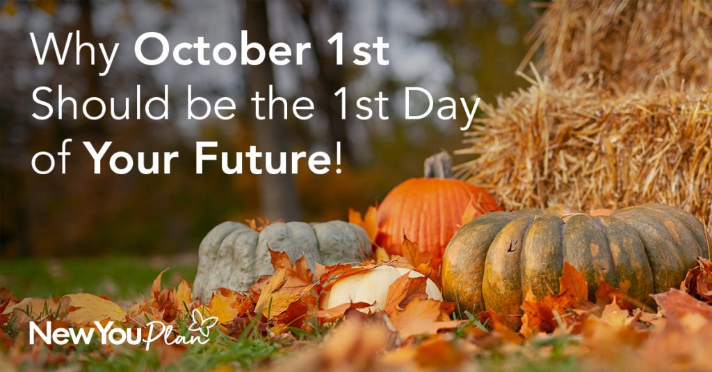 Why October 1st is the Perfect Time to Start OR Restart Your Transformation Journey!