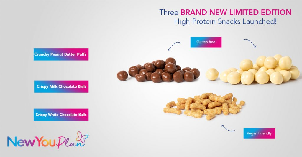 QUICK! New Limited Edition Snacks have just landed!